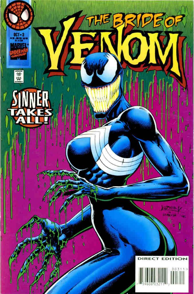venom couvertures comics