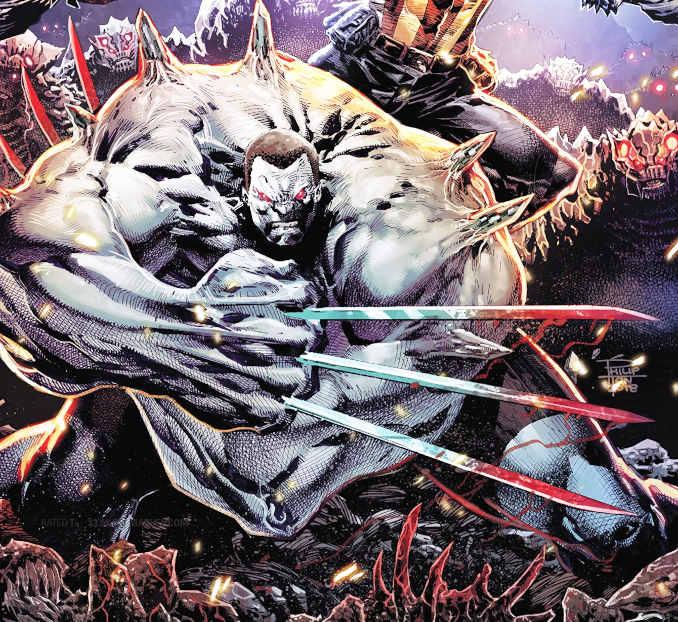 Wolverine version Weapon H Hulk