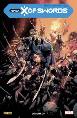 X of Swords tome 2