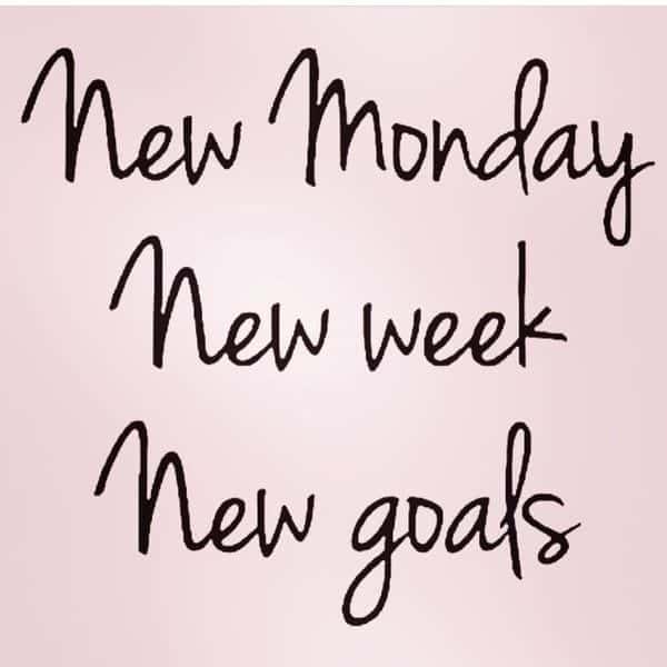 MONDAY MOTIVATION…