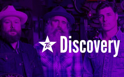Top Country Discovery Playlist on Spotify
