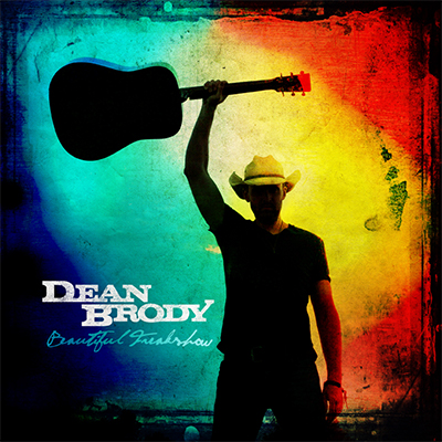 Dean Brody Beautiful Freakshow Artwork 400x400