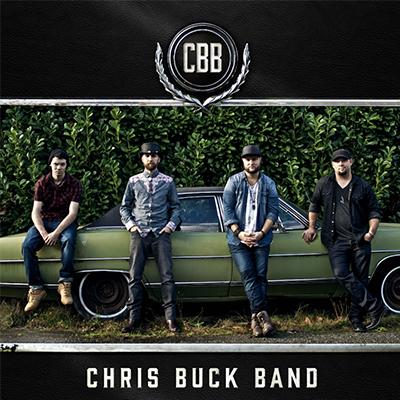 Chris Buck Band - Album 400x400