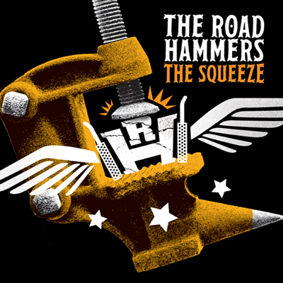 The Road Hammers - The Squeeze 400x400