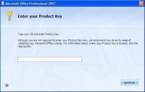 ms word license key free