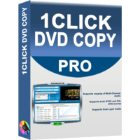 1CLICK DVD Copy Pro 6.2.0.5 Crack