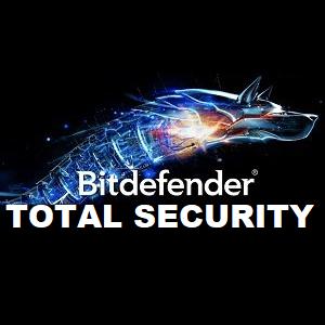 Bitdefender Total Security Crack 2019