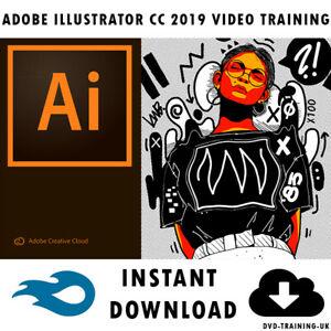 Adobe Illustrator CC 2019 Build 23.0.5.619 Crack