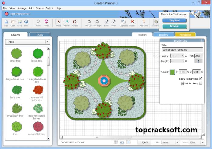 Garden Planner Torrent Download 2021