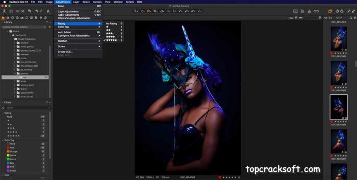 Capture One Pro 20 13.1.3 Crack Keygen Free Download 2021