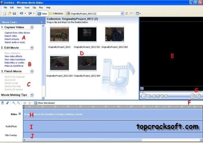 Windows Movie Maker 2021 Crack With Free Registration Code [Latest]