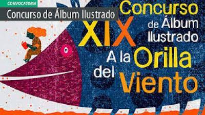 XIX Concurso de Álbum Ilustrado A la Orilla del Viento