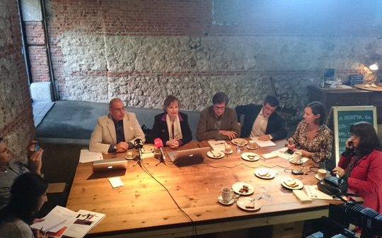 Presentación del Foro Cultura Empresa en Madrid