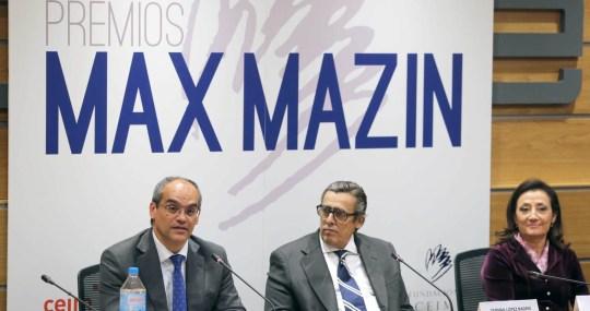 Premios Max Mazin