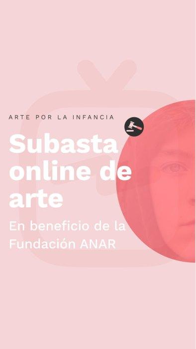 Subasta online de arte