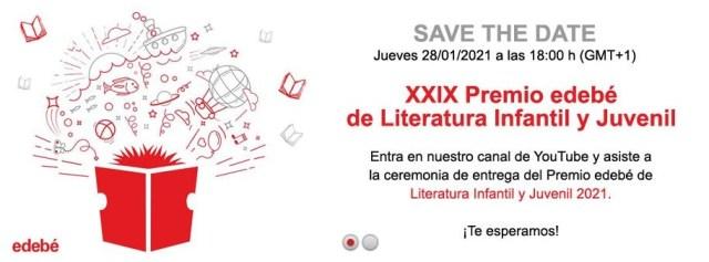 Premio Edebé Literatura Infantil y Juvenil