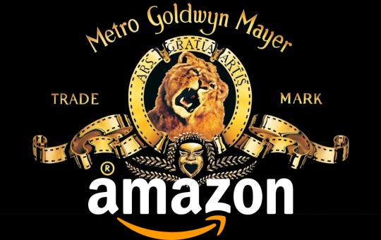 Amazon Metro Goldwyn Mayer