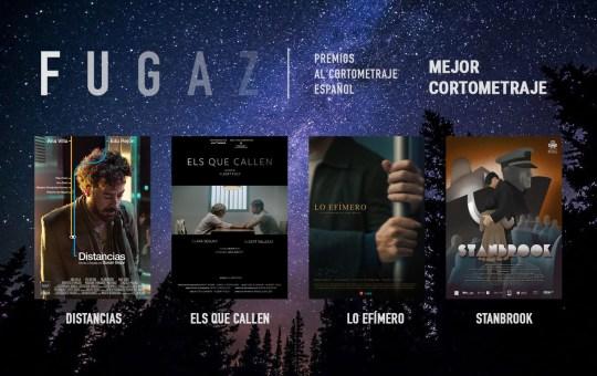 Premios Fugaz Mejor cortometraje