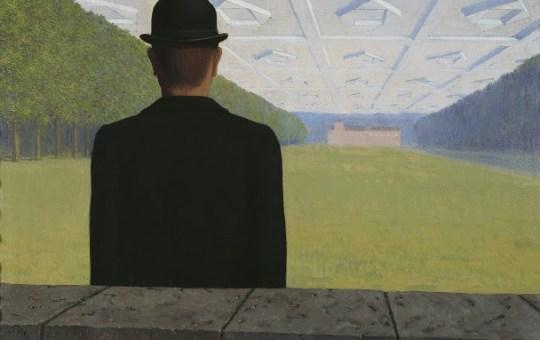 René Magritte. El gran siglo, 1954. Kunstmuseum Gelsenkirchen