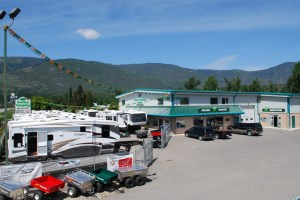 Country Camping Salmon Arm