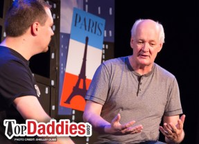 Interview With Colin Mochrie