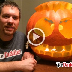 Carving An 85lb Pumpkin