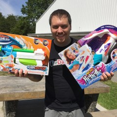 Nerf Super Soaker FlashFlood & Rebelle Water Guns Review