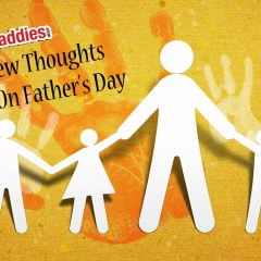 A Few Thoughts On Father's Day