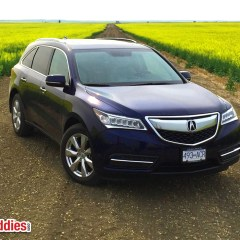2015 Acura MDX Elite Review | The Perfect Family Car