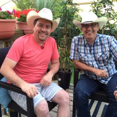 Buzz Bishop On Dad Stereotypes & The Calgary Stampede