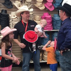 Lammle's Western Wear at the Calgary Stampede