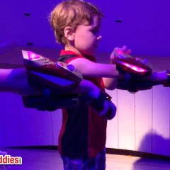 Marvel Avengers Playmation Preview at the Disney Store!
