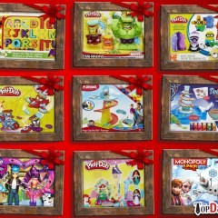 Holiday Gift Guide – Hasbro Toy Edition + Giveaway!!