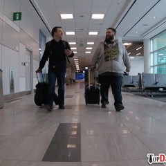 Dads Talk: Anxiety of Leaving Your Kids When Traveling
