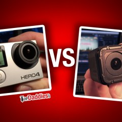 GoPro Hero4 Black VS Hero4 Session