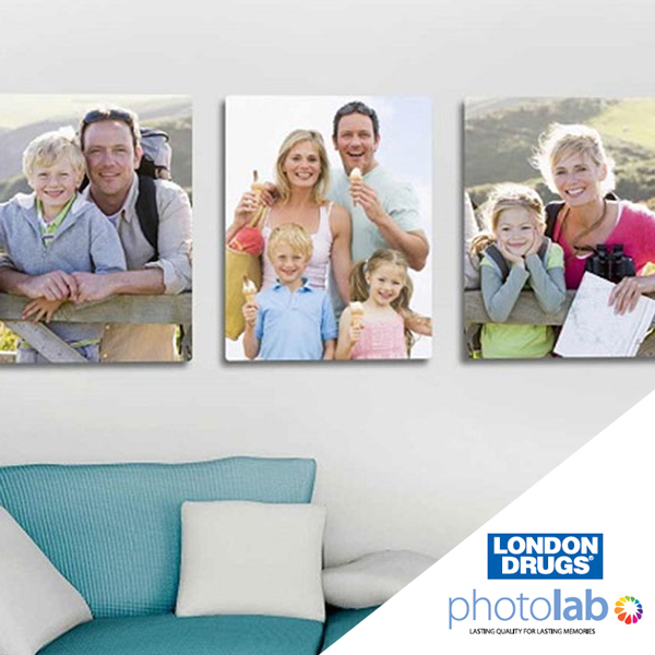 London Drugs Photo Lab Aluminum Panel