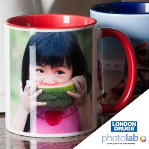 London Drugs Photo Lab Mug