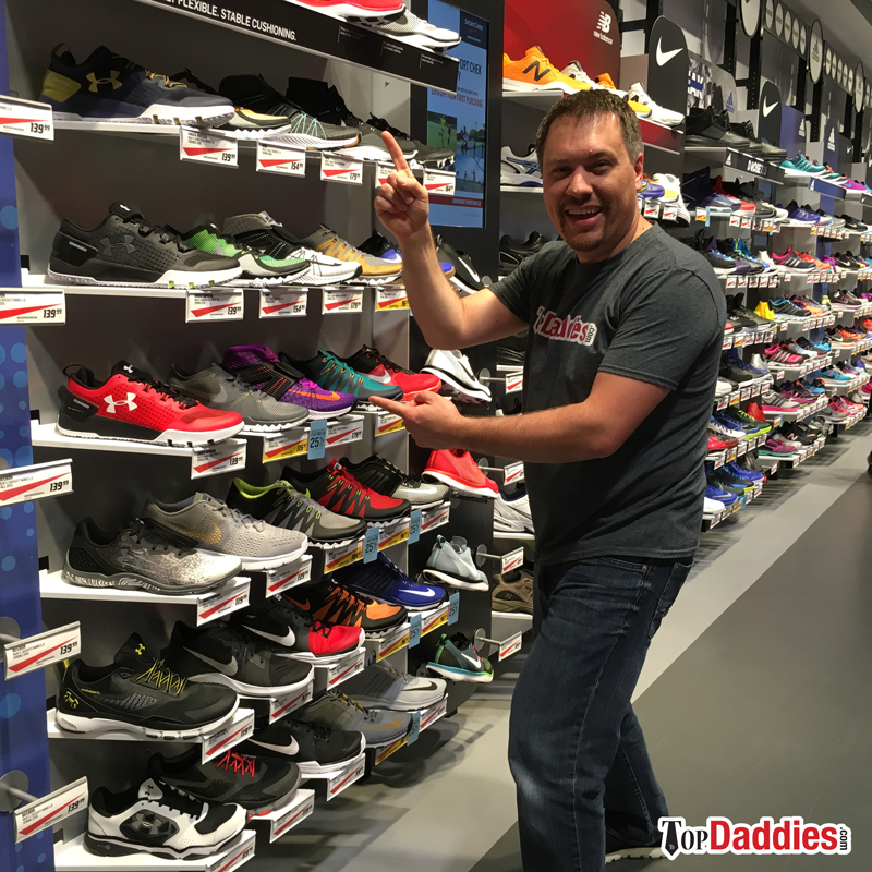 Sport Chek Father's Day Ideas - Shoes