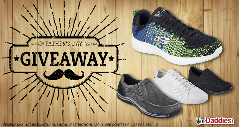 Father's Day Giveaway #3