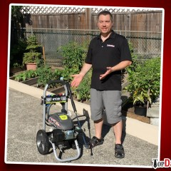 Ryobi 2700psi Gas Pressure Washer Review