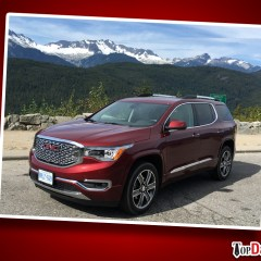2017 GMC Acadia Review & Top Features