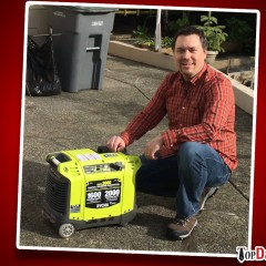 Ryobi 2000 Starting Watt Inverter Generator Review