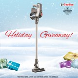 Holiday Giveaway  |  Hoover Cruise Ultra-Light Stick Vacuum