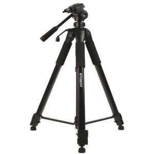 Polaroid-72-inch-Photo-Video-ProPod-Tripod-Includes-Deluxe-Tripod-Carrying-Case-Additional-Quick-Release-Plate-For-Digital-Cameras-Camcorders-0