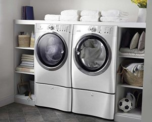 Electrolux-Laundry-Pair-System-Bundle-High-Efficiency-Front-Load-Laundry-Pair-with-ELECTRIC-Dryer-and-Steam-Plus-Matching-Storage-PedestalsEIFLS60JIWEIMED60JIWEPWD15W-X-2-Island-White-Color-0
