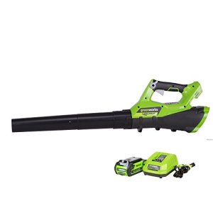 GreenWorks-G-MAX-40V-110MPH-390CFM-Cordless-Axial-Blower-with-2-Ah-Battery-Charger-0