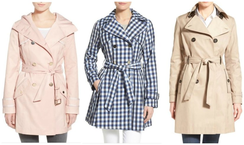 trench coats on sale