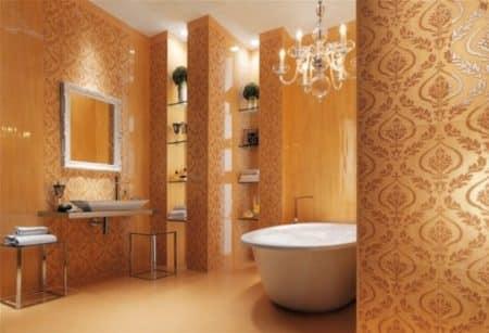 carrelage salle de bain les tendances