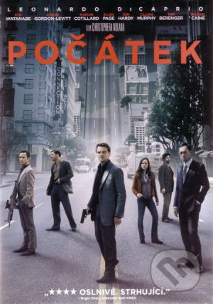 Počiatok (2010) Filmy pre inteligentných