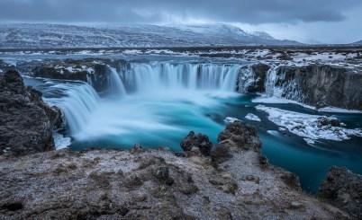 Vodopád Godafoss Zaujímave miesta v Európe 10 miest ktoré musíte vidieť až uverite